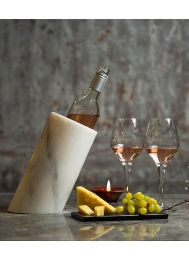 Mat For Home Mermer Bianco Şaraplık Açılı Kesim Renkli